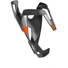Elite Vico - Porte-bidon - Carbon orange/noir
